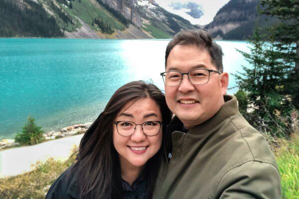 Pastor David and Sharon Kim